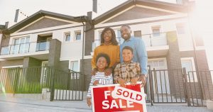 Family Buys home